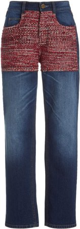 Hellessy Silas Straight Leg Jeans