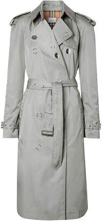 ECONYL trench coat