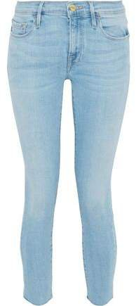 Le Skinny De Jeanne Low-rise Skinny Jeans