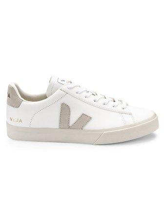 Veja Campo Chromefree Low-Top Sneakers | SaksFifthAvenue