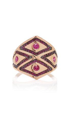 Ralph Masri Heliopolis Rhombus Ring