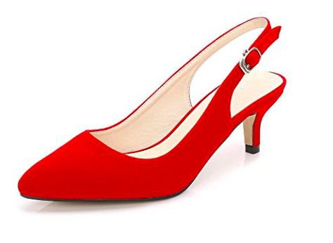 Snow White Formal Shoe