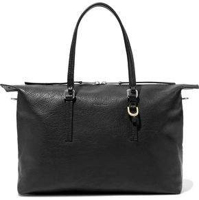 Day Textured-leather Tote