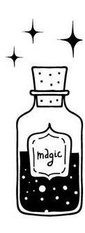 bottle of magic