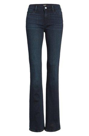 PAIGE Manhattan Bootcut Jeans (Kolbie) | Nordstrom