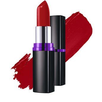 Maybelline New York Lipstick - Buy Maybelline New York Color Show Big Apple Red Lipstick Online in India | Nykaa