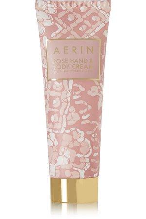 Aerin Beauty   Rose Hand and Body Cream, 125ml   NET-A-PORTER.COM