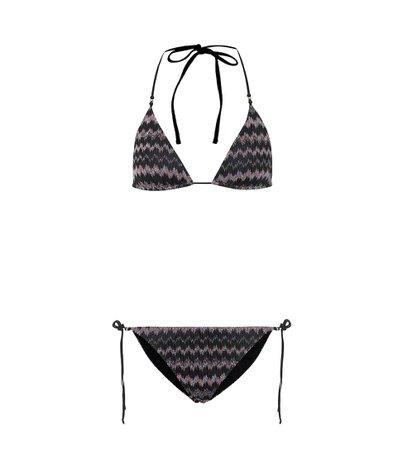 Zigzag Knit Bikini | Missoni Mare - Mytheresa