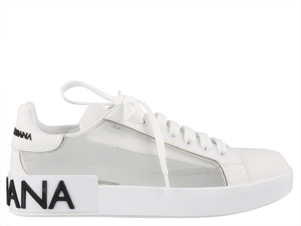 Portofino Lace-Up Sneakers
