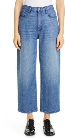 Meyer Wide Leg Jeans
