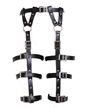 Black Leg Harness