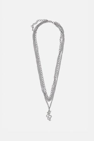 Snakey Necklace – Adika