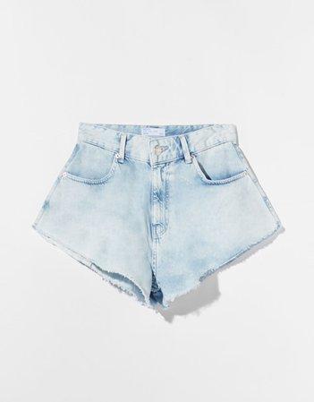 Denim Shorts - NEW - Woman | Bershka
