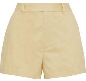Jeannine Cotton-pique Shorts