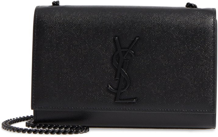 Small Kate Leather Shoulder Bag