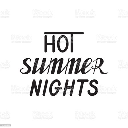 summer nights text - Google Search