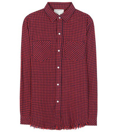 The Two Pocket Prep School cotton knitted shirt