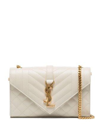 Saint Laurent Small Envelope Shoulder Bag - Farfetch