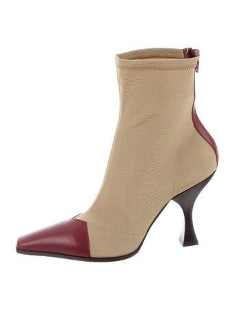 Celine Céline Madame Ankle Boots - Shoes - CEL73616   The RealReal