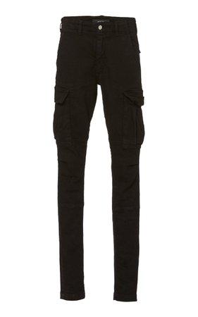 Amiri Denim Cargo Pants
