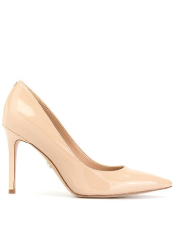 Brown Sam Edelman Hazel Snake Pumps For Women | Farfetch.com