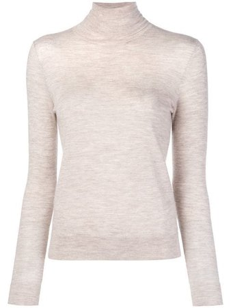 N.Peal Superfine Roll Neck Sweater - Farfetch