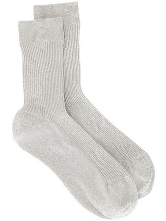 Maria La Rosa Ribbed Socks