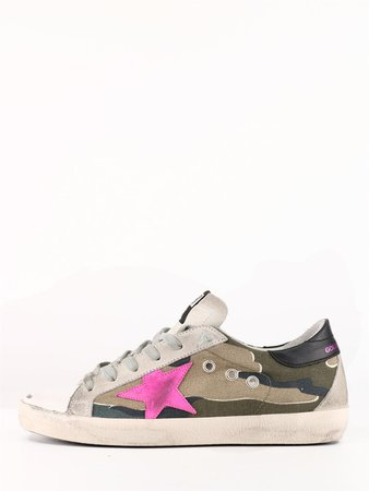 Golden Goose Superstar Sneaker White
