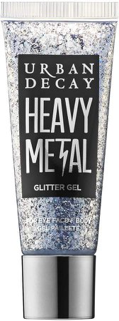 Heavy Metal Face & Body Glitter Gel - Sparkle Out Loud Collection