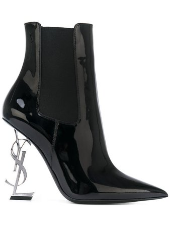 Saint Laurent Opyum 110 Ankle Boots $2,198 - Buy Online - Mobile Friendly, Fast Delivery, Price