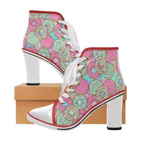 Doughnut (Donut) high heels