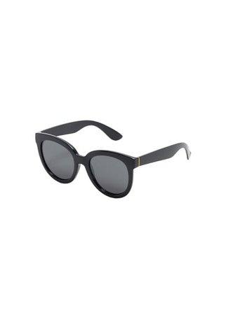 MANGO Oversize sunglasses