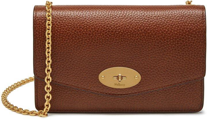 Small Darley Leather Crossbody Bag
