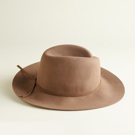 Elizabeth and James Felt Panama Hat