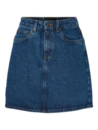 Kate Denim skirt | BLUE