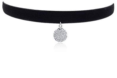 black choker with diamond - Google Search