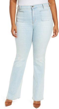 Florence High Waist Flare Jeans