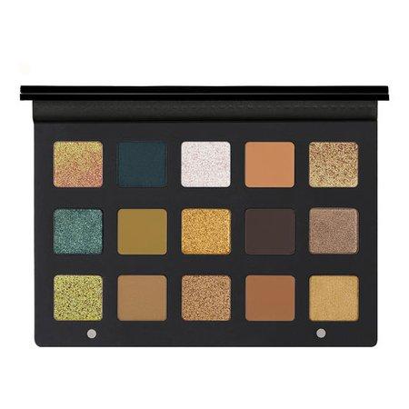 Gold Lidschatten Palette - Sephora