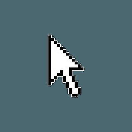 internet cursor 2000's