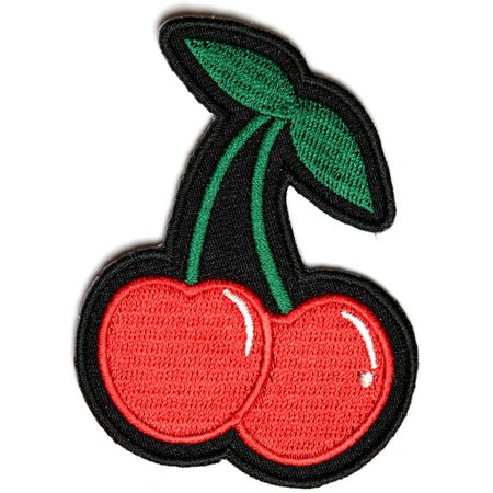 Red Cherry Patch