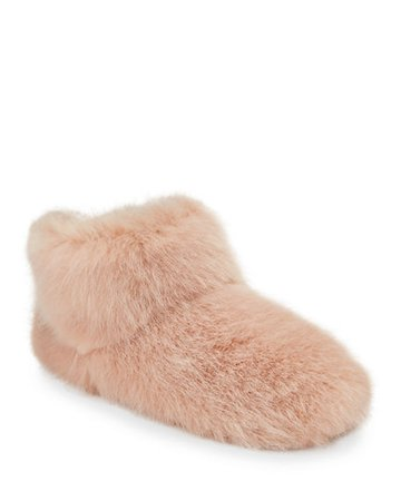 UGG Amary Fuzzy Slippers | Neiman Marcus