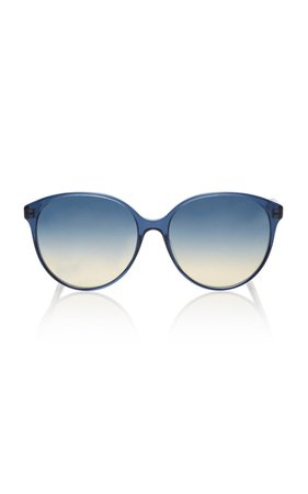 Brook Tree Oversized Acetate Sunglasses by Oliver Peoples THE ROW | Moda Operandi