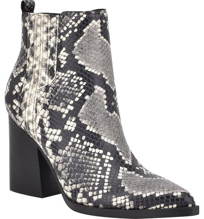 Marc Fisher LTD Oshay Pointed Toe Bootie (Women) | Nordstrom