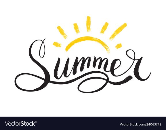 word-summer-in-style-of-calligraphy-or-doodle-vector-24063742.jpg (1000×780)