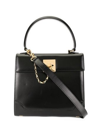 Céline Pre-Owned Square 2way Bag - Farfetch