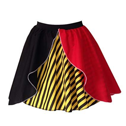 queen of hearts skirts - Google Search