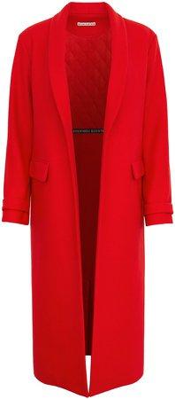 Angela Long Coat