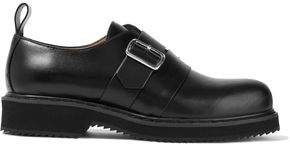 Buckled Leather Brogues