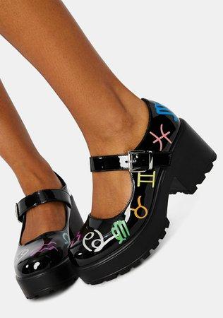Koi Footwear Gamzee Mary Janes | Dolls Kill