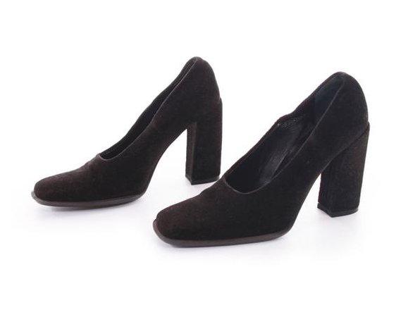 80's black high heels - Google Search